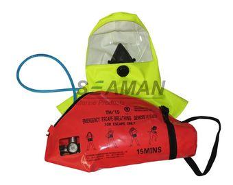 L'air minimum de l'EC/MED 15 a comprimé le dispositif de respiration aérobie d'évasion de secours d'appareil - EEBD