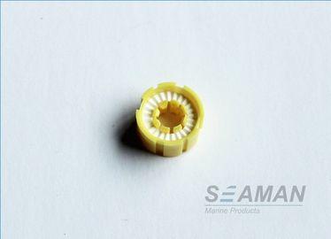 Kit de réarmement de bobine de l'eau d'accessoires de plastique et de gilet de sauvetage de Suda de pilule sensible de jaune